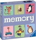 Memory Animales Felices