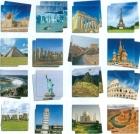 Maxi-Memory Lugares del mundo