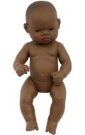 Baby africano niña (32 cm)