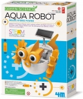 Set de Ingeniería Solar Aqua Robot. Green Science