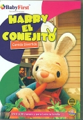 Harry el conejito. Comida divertida. Baby First ( DVD ).