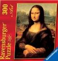 Puzle La Gioconda de Leonardo da Vinci 300 piezas