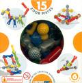 Juego de construcción (Zoob) 15 piezas