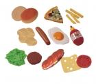 Bolsa de comida rápida (19 piezas)