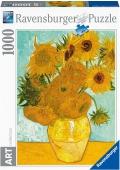 Puzle Los girasoles de Van Gogh 1000 piezas