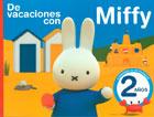 De vacaciones con Miffy. Cuaderno de actividades. 2 años