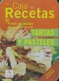 La caja de recetas. Tartas y Pasteles. 50 fichas de recetas con fotografías en color