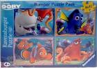 Buscando a Dory 4 puzles x 42 piezas