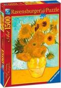 Puzle Los girasoles de Van Gogh 1500 piezas