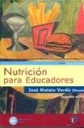 Nutrición para educadores. (Con CD)