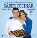 Saber cocinar recetas light.