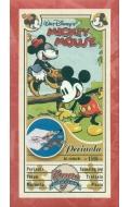 Juego clásico de la perinola Mickey Mouse