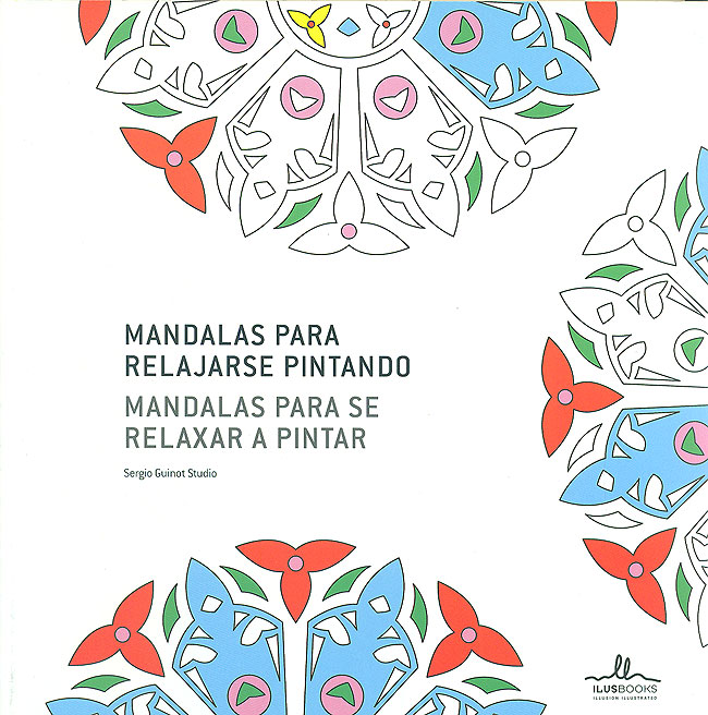 Mandalas para relajarse pintando espa ol portugu s - Libros para relajarse ...