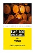 Las 100 palabras del vino.