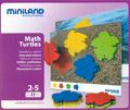 Tortugas, colores y orientación (Math Turtles)