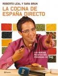 La cocina de España en directo. Las nuevas recetas del programa de TVE.