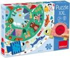 Puzzle XXL Descubre los animales