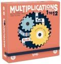 Tablas de multiplicar del 1 al 12. Aprende las tablas jugando