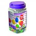 Bolas ensartables 100 piezas 25 mm