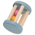 Sonajero madera con bolas de madera