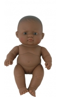 Baby latinoamericano niña (21 cm)