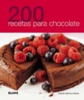 200 recetas para chocolate.