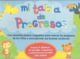 Mi tabla de progresos imaginarium la cocina de mam - Pizarra ninos imaginarium ...