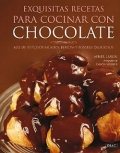 Exquisitas recetas para cocinar con chocolate.