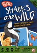 Sharks are wild Aprendiendo los Números Juego de Cartas Educativo