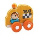 Taxi de madera