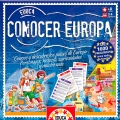 Conocer Europa. El juego para viajar y descubrir Europa